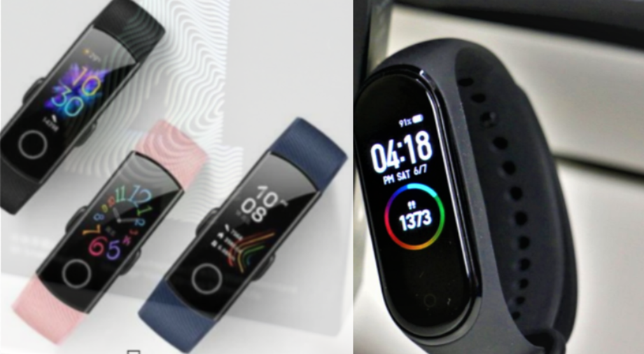 Mi Band 4 vs Honor Band 5: Who wins after weeks of testing?