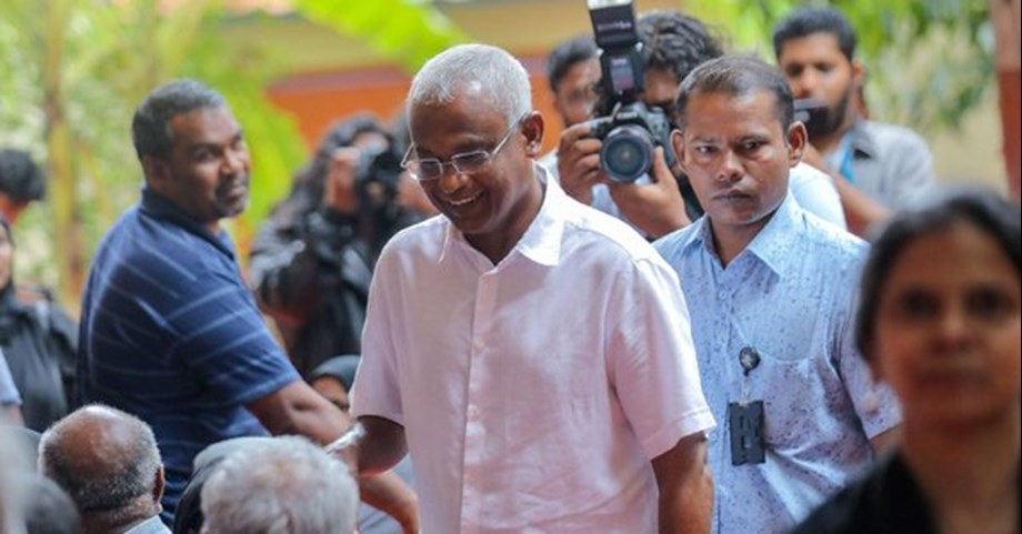 Maldives' presidential poll: US congratulates  Ibrahim Mohamed Solih on victory