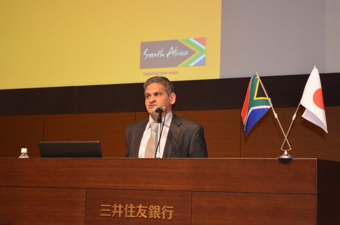 Japanese firms viewing SA as hotbed for investment opportunities in Africa
