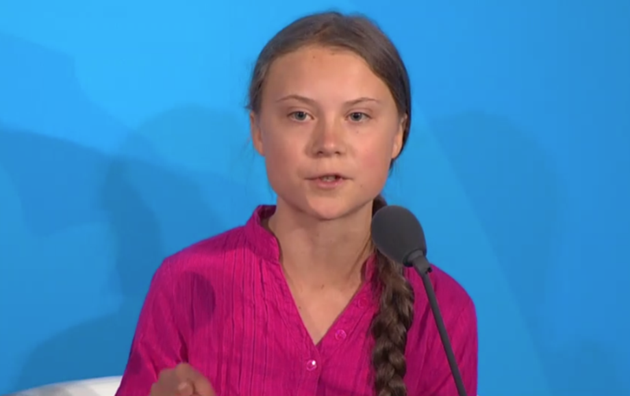 Greta Thunberg tells Denver rally: 'We are the change'
