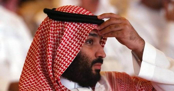 French President meets Saudi Crown Prince amid global outcry over Khashoggi