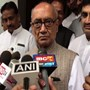 Digvijaya suggests joint protest in front of PM's home to