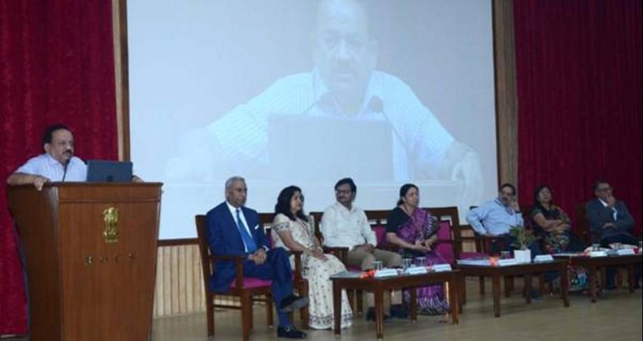 India hosting first mega-event for biotech community: Dr. Harsh Vardhan