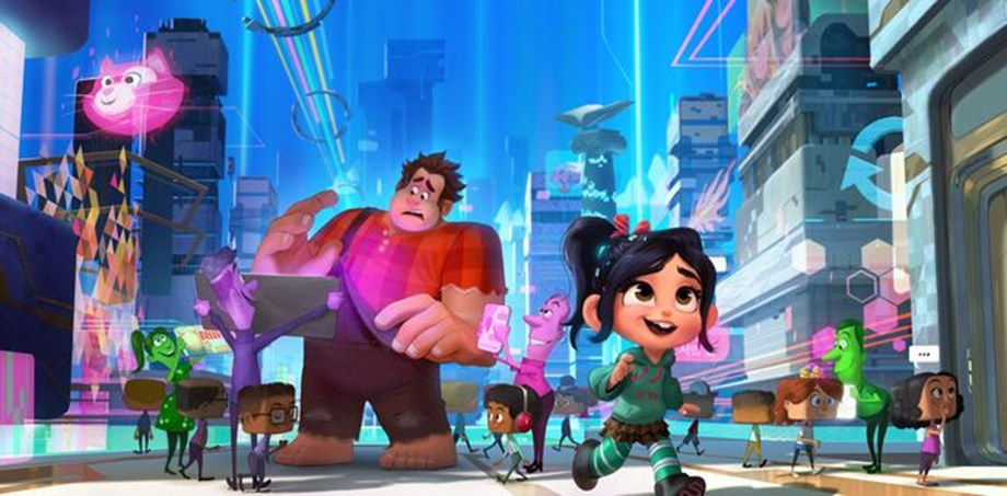 Entertainment News Roundup: 'Ralph Breaks the Internet' Tops Thanksgiving Box Office