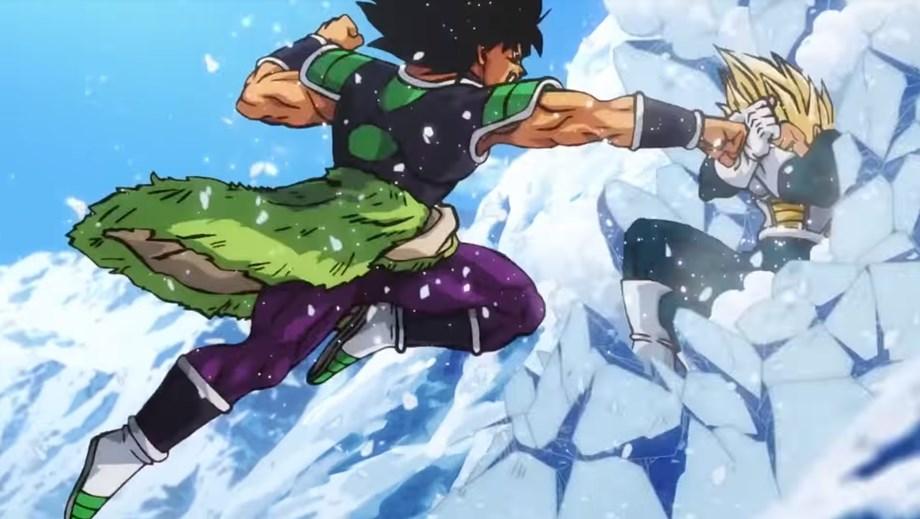 Dragon Ball Super Broly Update Uncertain Fate Of Goku Vegeta