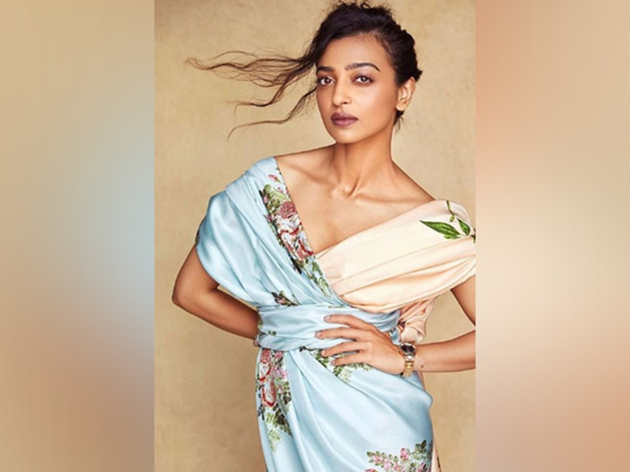 Radhika Apte feels 'honoured' receiving nomination medal for 2019 International Emmy Awards