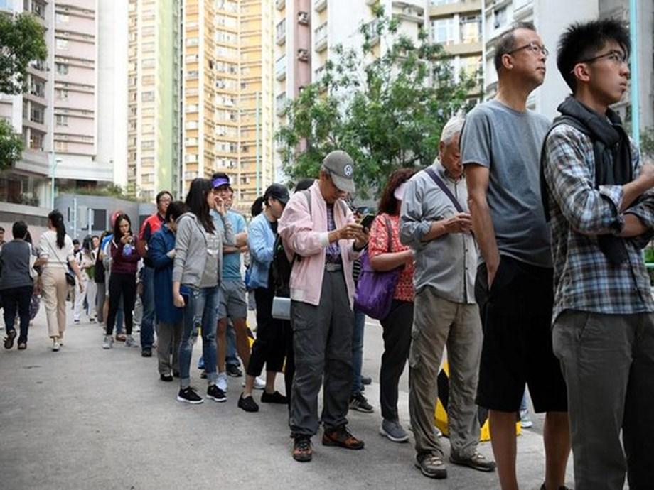 Chinese state media say Hong Kong elections 'skewed'