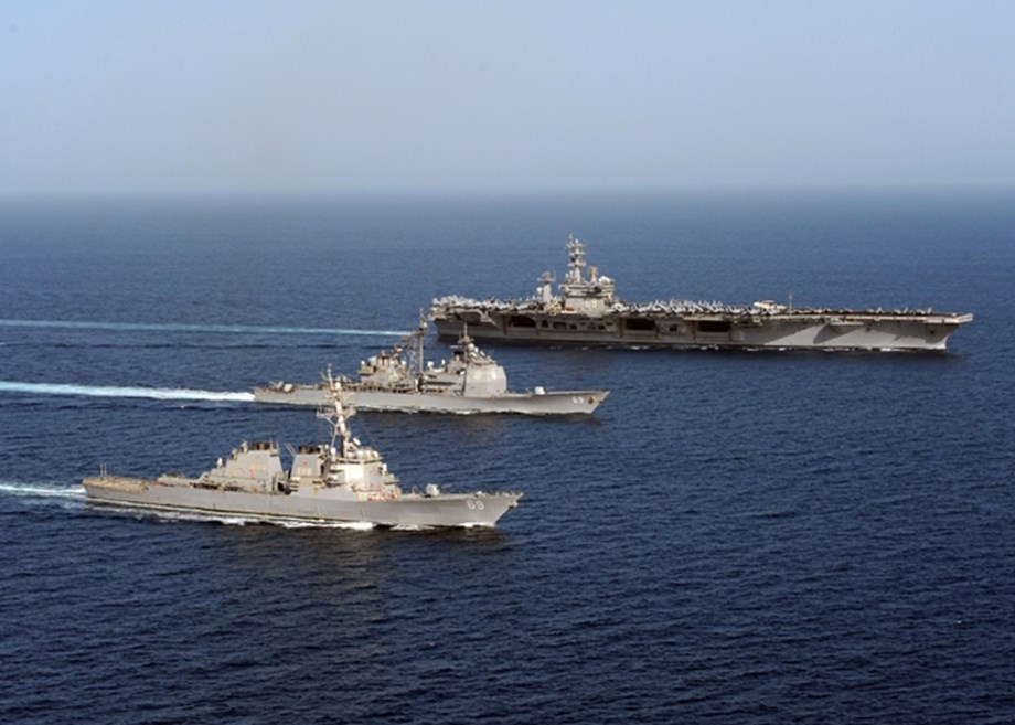 US Navy sails ship close to islands claimed by China