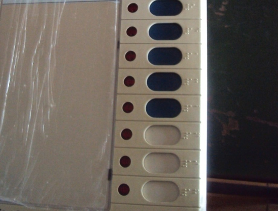 Chhattisgarh reports 14 pct voter turnout till now; few incidents of EVM snags