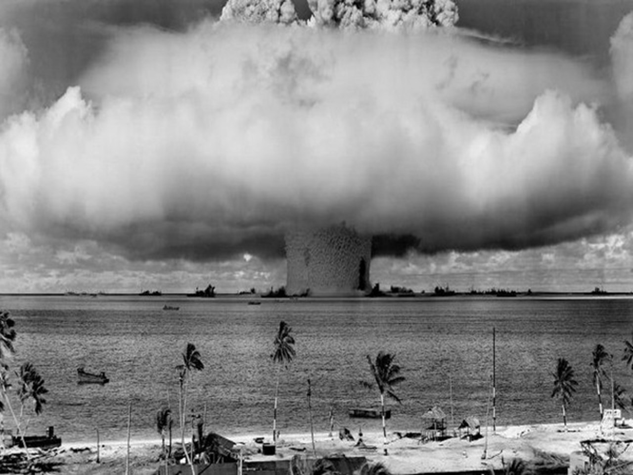 Nuclear War Could Trigger Big El Niño and Decrease Seafood