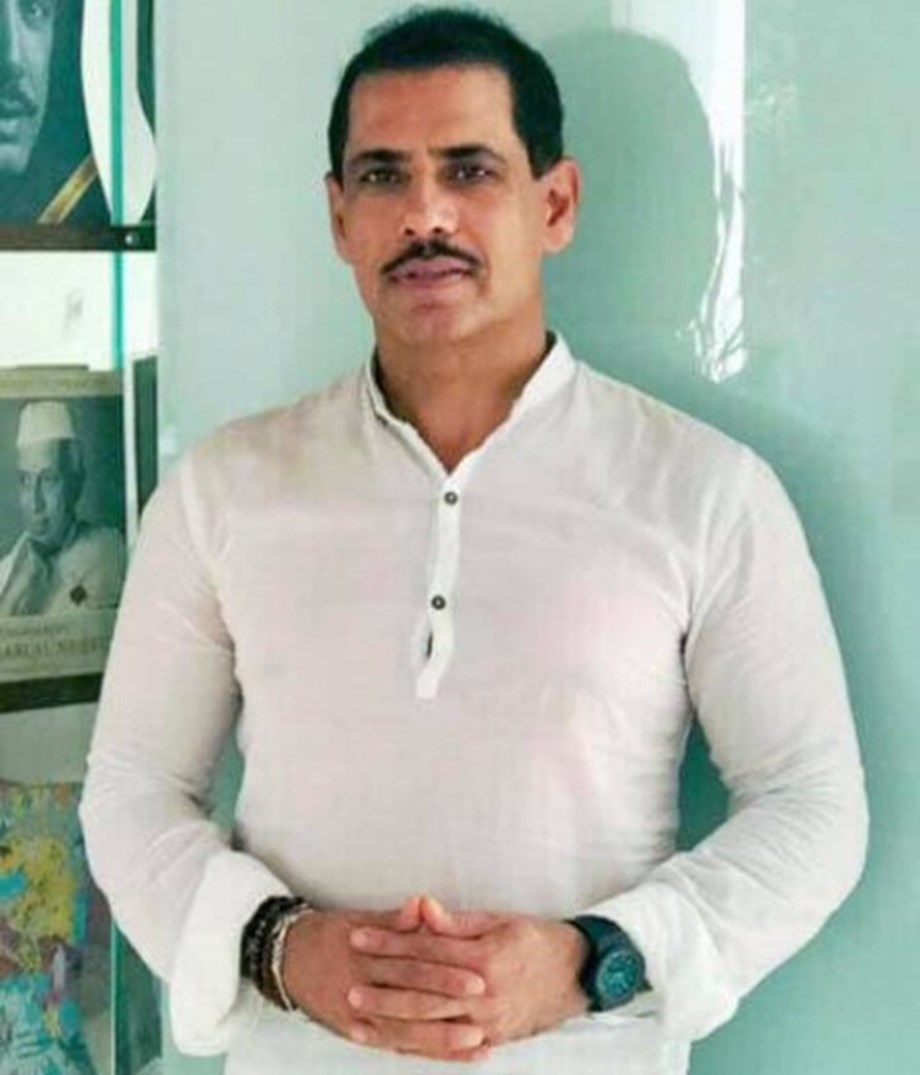 Robert Vadra moves Delhi court to travel Spain, other European countries