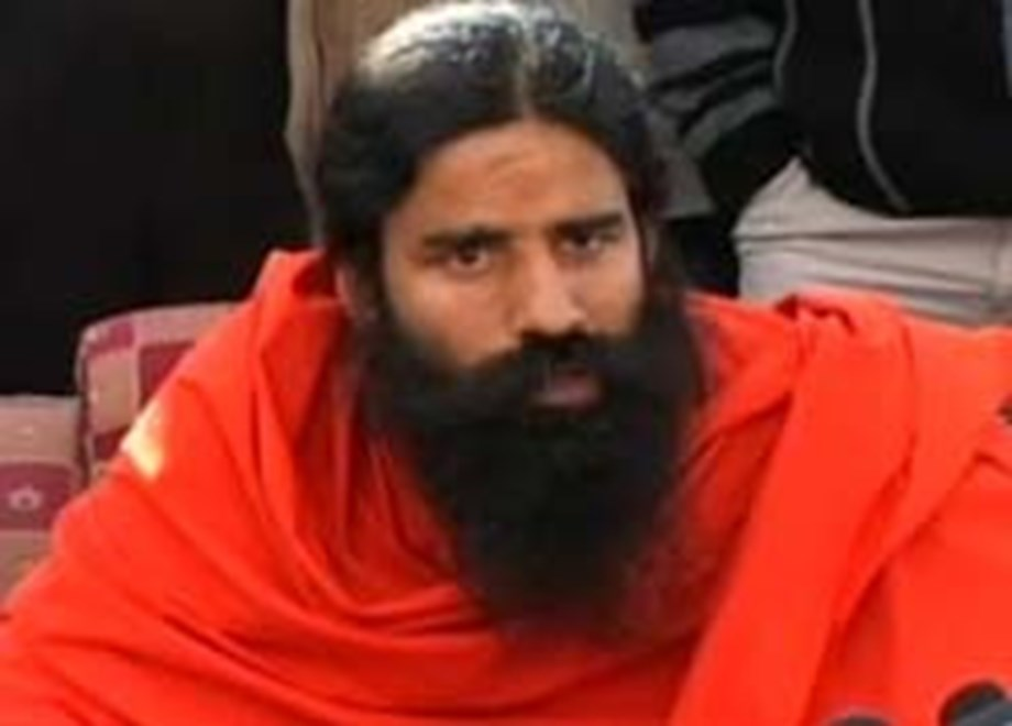 Sycophant Baba alleges foreign funding to prevent Modi from returning to power