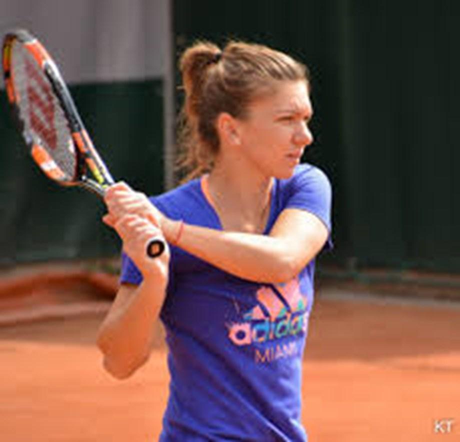 Tennis-Wimbledon champion Simona Halep