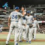 Royals sink A's with ninth-inning rally
