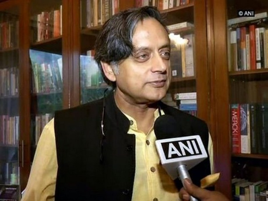 Cong's duty to defend secular space, 'Hindutva Lite' not answer to Hindi heartland woes: Tharoor