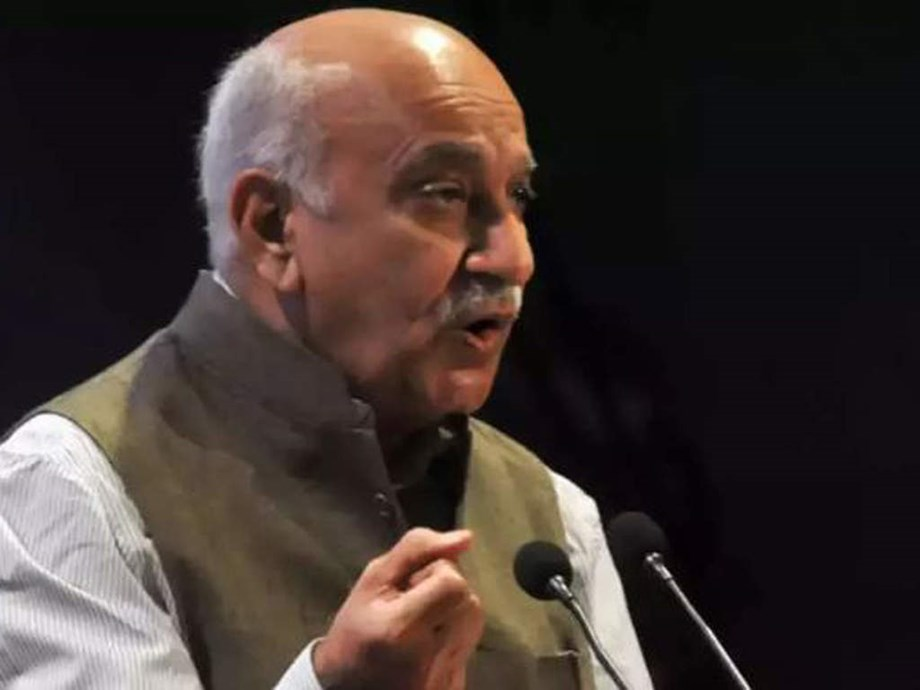 #MeToo: M J Akbar appears before Delhi court to record his statement in criminal defamation case