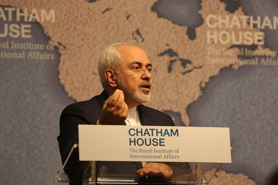 DAVOS-Absent Iran faces detente calls from worried West and Middle East
