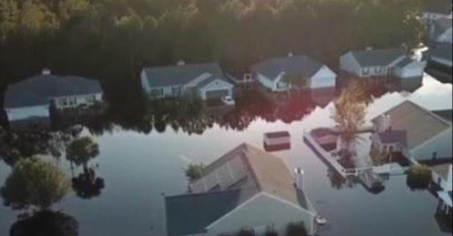 UPDATE 1-South Carolinians brace for post-Florence flooding