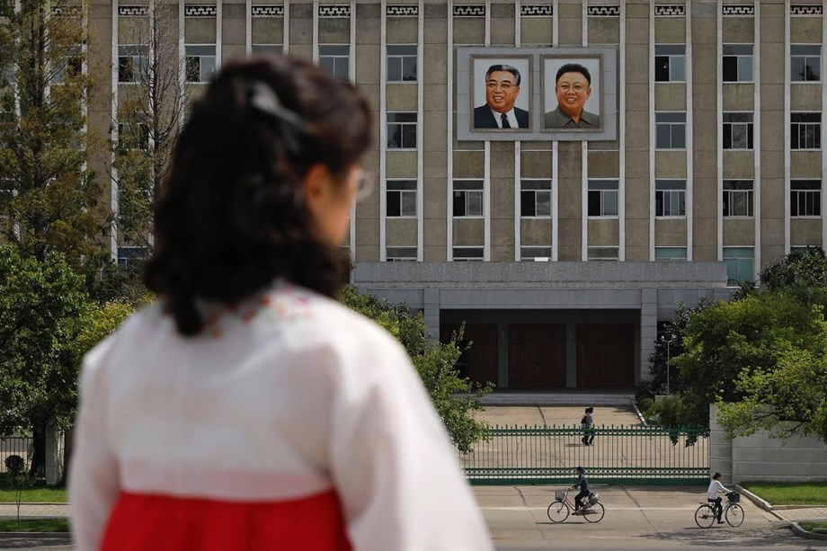 All about portrait of Kim Il Sung