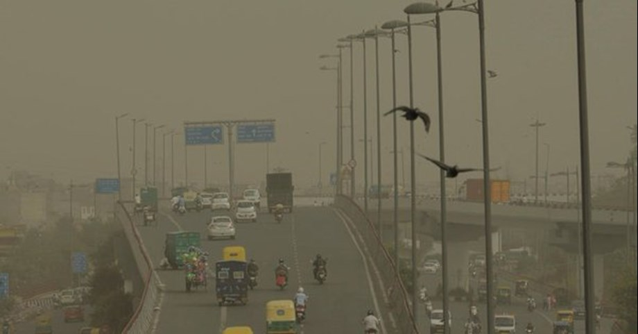 Air quality remained 'poor' in Delhi for 4th consecutive day, reveal authorities