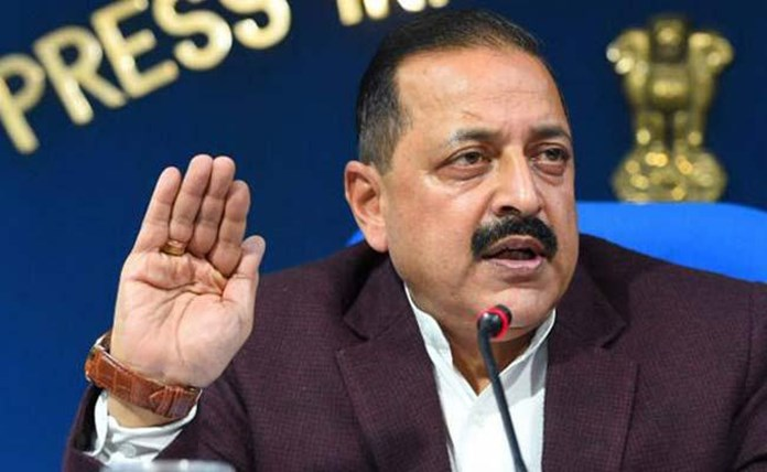 University can't be platform for anti-India baiting: Jitendra Singh