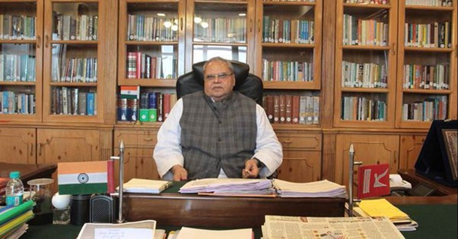 J&K Governor's adviser reviews security scenario in Kashmir division