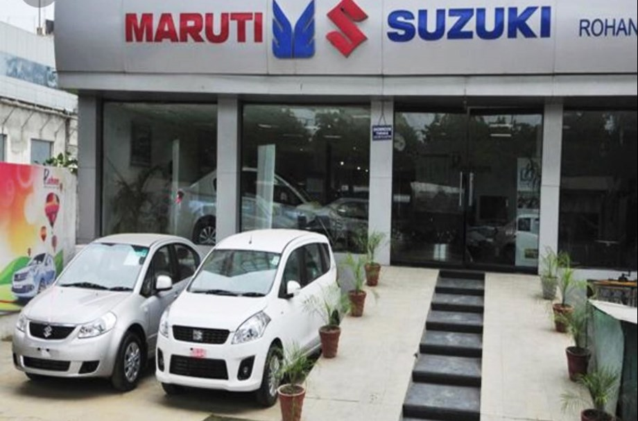 Maruti Suzuki cuts sales forecast for current fiscal to 8pc