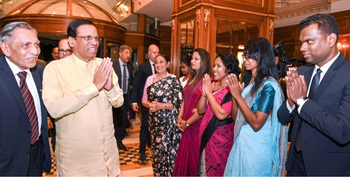 Sirisena likely to reconvene Sri Lankan parliament to end current political crisis