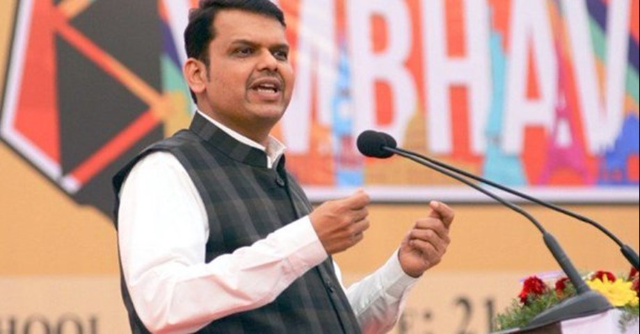 "Rahul Gandhi is a ""part-time leader"": Fadnavis"