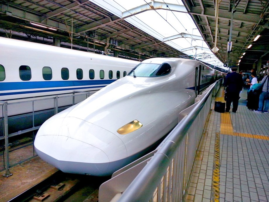 Japan lauds Modi's 'deep desire' and efforts to bring high-speed railway network to India