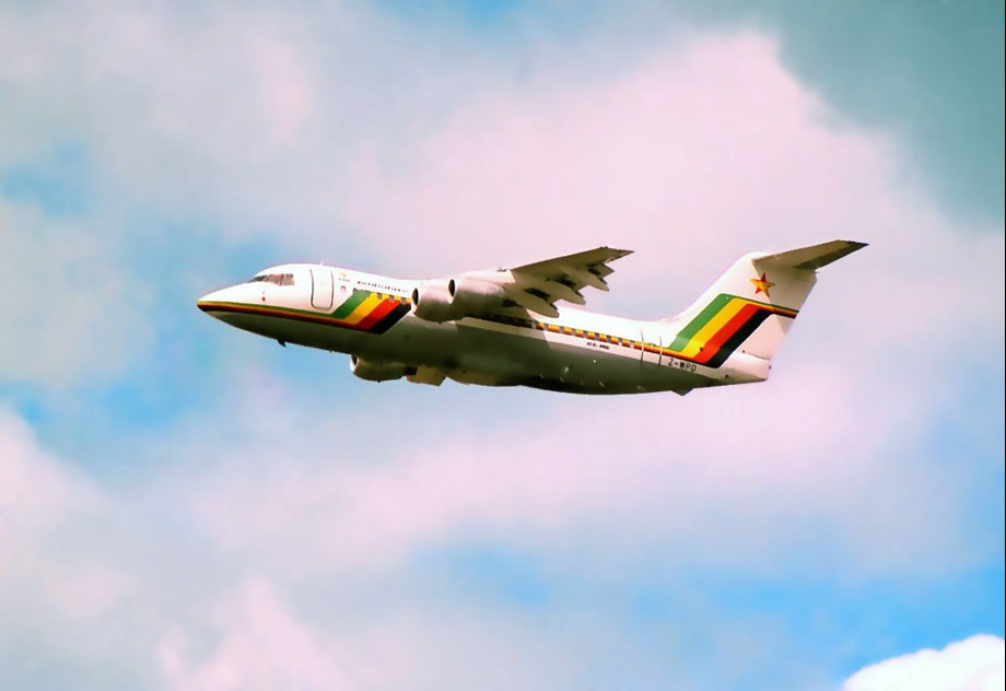 Air Zimbabwe banned from S Africa for failing to pay fees