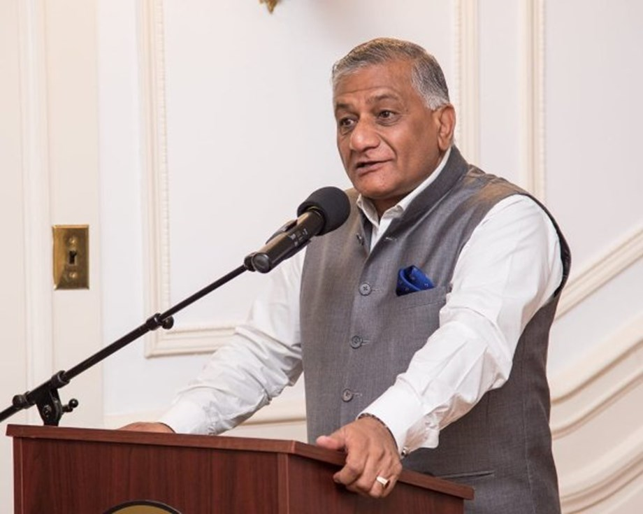 Many Bureaucrats do tremendous work but go unnoticed: VK Singh