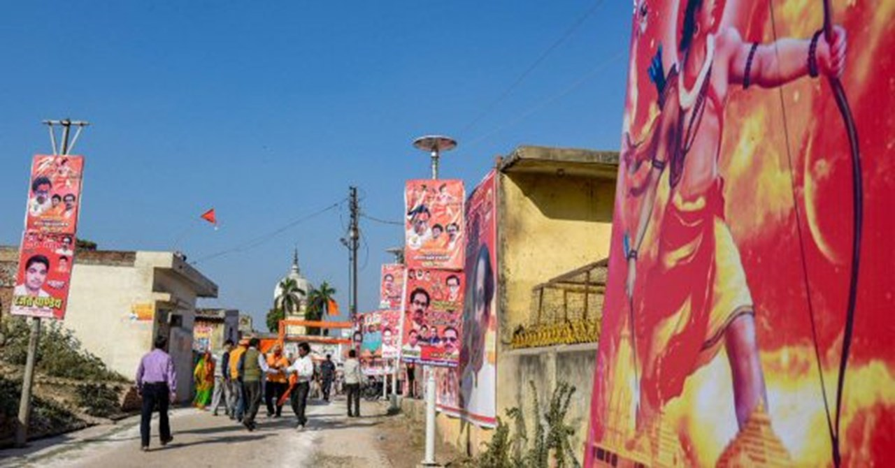 Protestors should go to PM's house, leave Ayodhya alone: Seer
