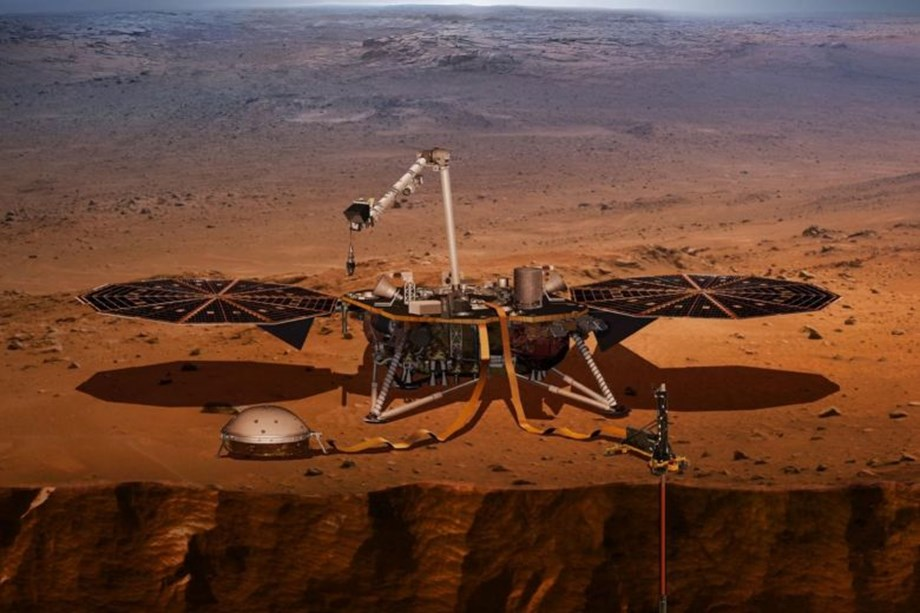 Science News Roundup: NASA spacecraft nears Red Planet on mission to detect 'marsquakes'