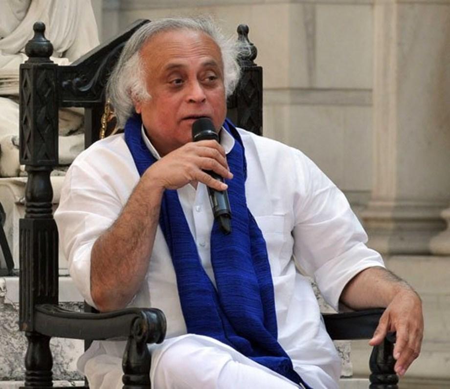 Ramesh accuses BJP of practicing 'frightening level' of communal polarization