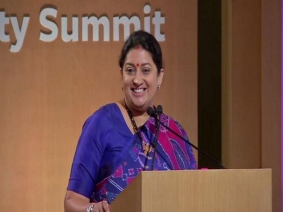 Delhi: Smriti Irani to inaugurate workshop on 'Towards a Malnutrition Free India'