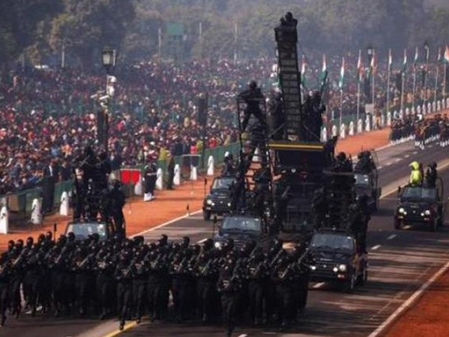 Dhanush gun system on Republic Day Parade for first time