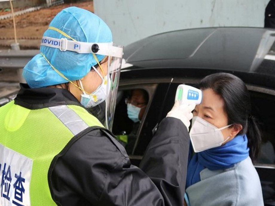 Over 1,970 coronavirus cases confirmed in China, death toll at 56