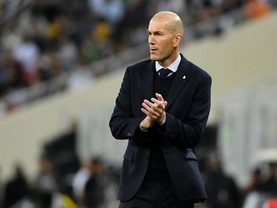 We're in good form: Zidane confident ahead of Valladolid clash