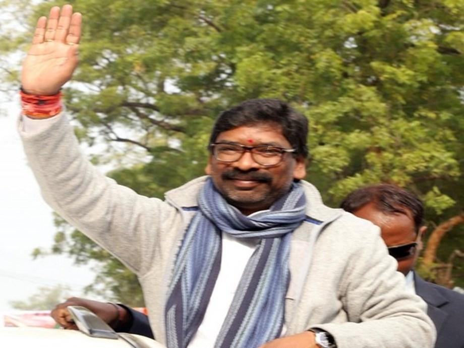 CM Hemant Soren seeks suggestions for Jharkhand logo