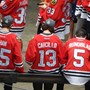 Dach scores pair as Blackhawks beat Sabres, win 4th straight