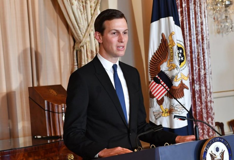 Middle East peace plan to be unveiled after holy month of Ramadan - Kushner