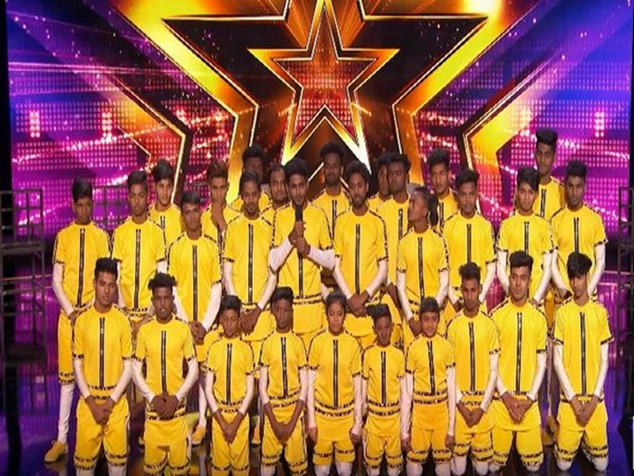 Indian Dance Crew Receives America S Got Talent Golden Buzzer
