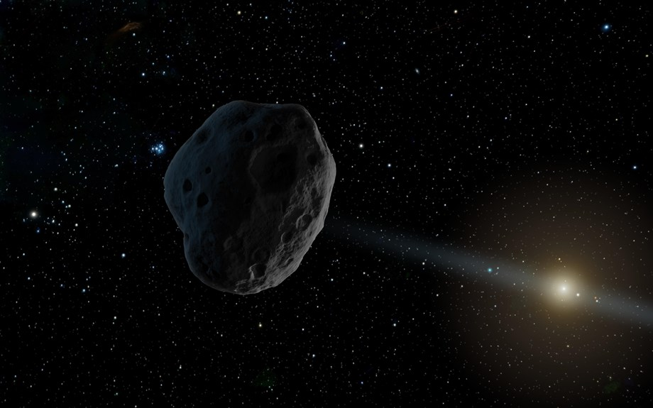 NASA's probe set to explore Jupiter's Trojan asteroids
