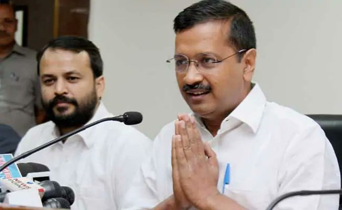 CM Kejriwal launches doorstep delivery of 40 govt services