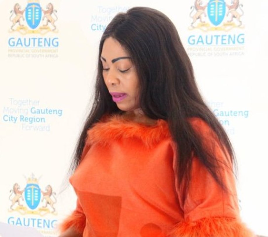 Gauteng MEC Khawe call on public to stop criminal acts against children