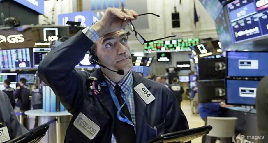 US stock drops; investors awaits inflation data as Wall St loss reverberates