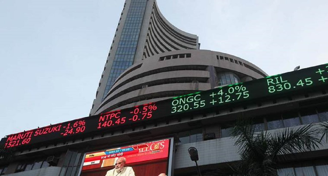 Opening of key Indian equity indices green, Sensex opened higher at 34,650.63
