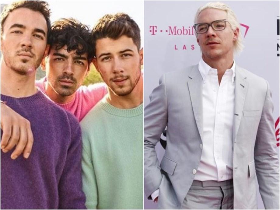 Dj Diplo >> Wondering Why Dj Diplo Hacked Jonas Brothers Instagram
