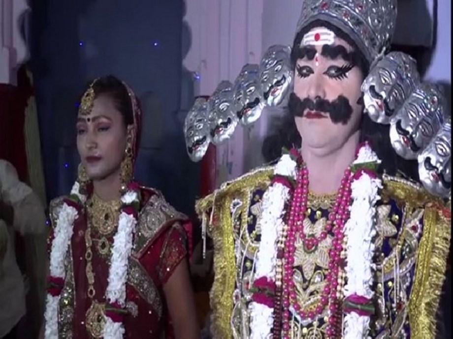 Village in Maharashtra worships demon king Ravan